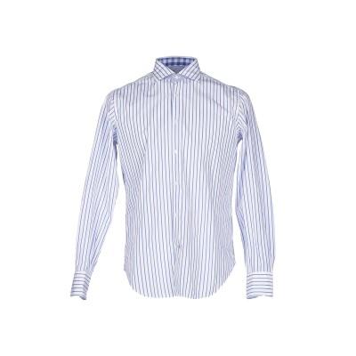 カリバン CALIBAN シャツ ブルー III コットン 100% シャツ