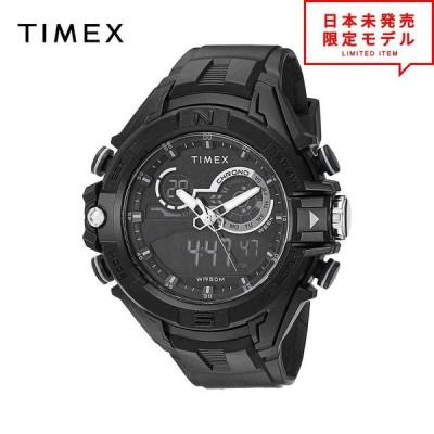 TIMEX タイメックス メンズ 腕時計 リストウォッチ TW5M23300/ブラック 海外限定 時計 日本未発売 当店1年保証
