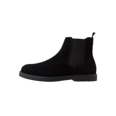 ザイン メンズ 靴 シューズ Classic ankle boots - black