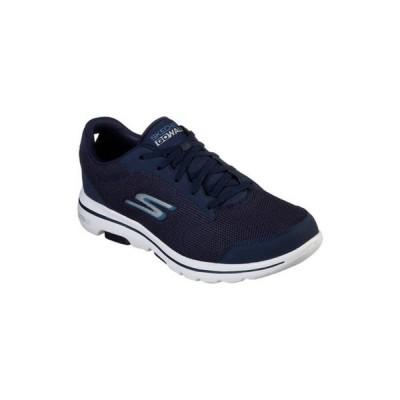 スケッチャーズ メンズ スニーカー シューズ Men's Go Walk 5 Demitasse Sneakers