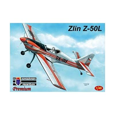 KPモデル 1/48 ズリン Z-50L アクロバット機 プラモデル KPM4811