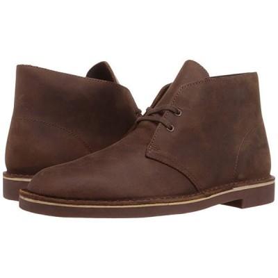 クラークス Bushacre 2 メンズ ブーツ Beeswax Leather