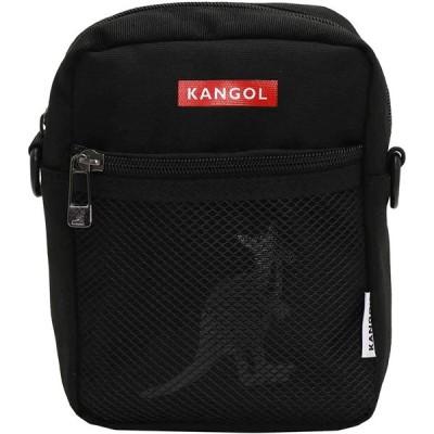 KANGOL カンゴール ショルダー バッグ ショルダーバッグ BOXLOGO SHOULDER POUCH KGSA-BG00037