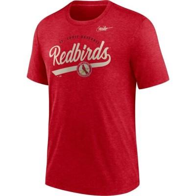 ナイキ Nike メンズ Tシャツ トップス St. Louis Cardinals Red Nickname T-Shirt