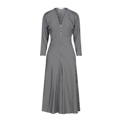 MAJE 7分丈ワンピース・ドレス ブラック 1 レーヨン 86% / ナイロン 14% 7分丈ワンピース・ドレス
