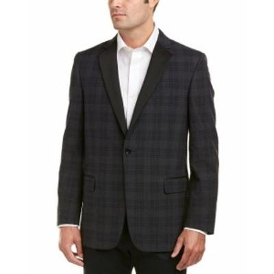 brooks ブルックス ファッション スーツ Brooks Brothers Regent Fit Wool & Silk-Blend Formal Jacket 40R Blue