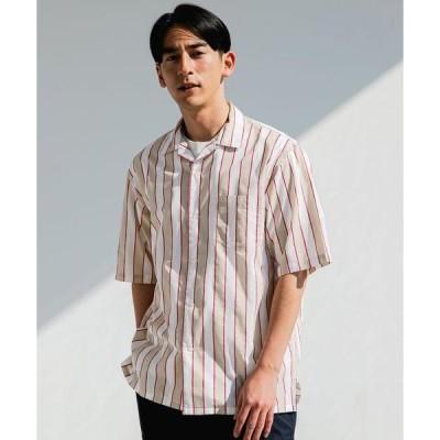 シャツ ブラウス [ シドグラス ] SC SIDOGRAS オープンカラー 半袖 シャツ