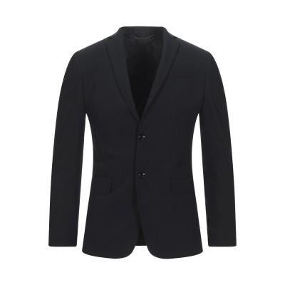ANGELOTOMA テーラードジャケット ブラック 44 ポリエステル 70% / レーヨン 24% / ポリウレタン 6% テーラードジャケット