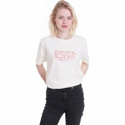 ネイティブ ブランド Native Brand レディース Tシャツ トップス - Eleanor Natural - T-Shirt beige