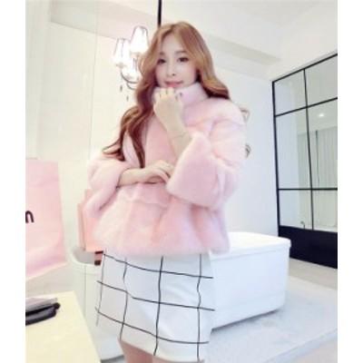 ファッション 小さい新鮮な スエード 大きいサイズ 短いスタイル sweet系 気高い  海外 [S/M/L/XL/2XL/3XL][黒/白/ピンク]