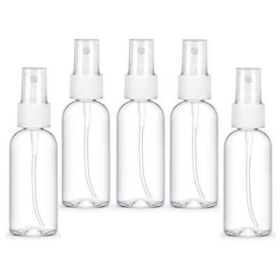 【ナチュラル・レナ】(5本セット)アルコール 対応・スプレーボトル  霧吹き 小分けボトル 50ml  nr-106