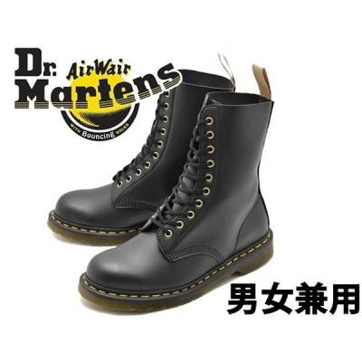 ドクターマーチン ビーガン 10ホール ブーツ メンズ レディース 10331008
