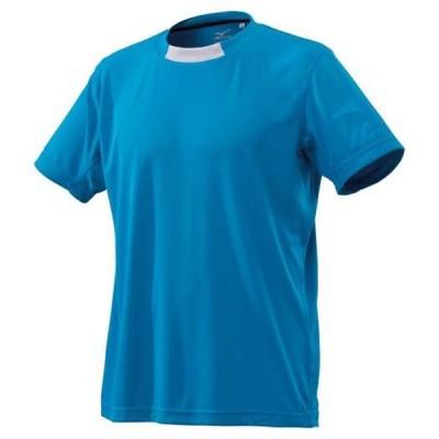 ハイドロ銀チタンルームウエアTシャツ(メンズ) MIZUNO ミズノ ウエア Tシャツ 半袖 (C2JA0133)
