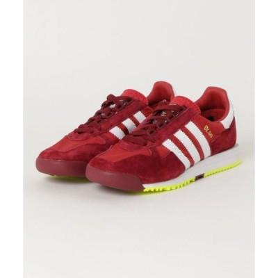 スニーカー adidas アディダス SL 80 FV4418 RED/WHT/RED