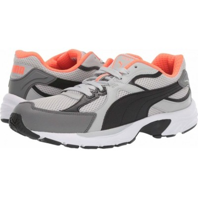 プーマ PUMA メンズ スニーカー シューズ・靴 Axis Plus 90s High-Rise/Puma Black/Castlerock/Nrgy Red/Puma White