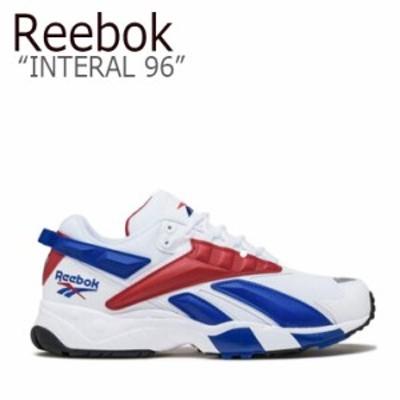 リーボック スニーカー REEBOK メンズ レディース INTERVAL 96 インターバル96 WHITE ホワイト FV5520 シューズ