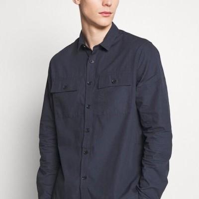 ニュールック メンズ シャツ Shirt - navy