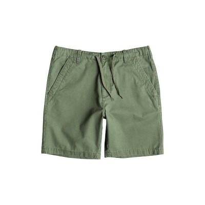 DC シューズ メンズ Fatigue Shorts - グリーン (GZJ0)