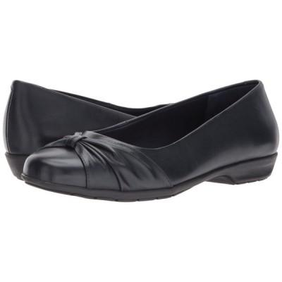 ウォーキング クレードル Walking Cradles レディース スリッポン・フラット シューズ・靴 Fall Navy Leather