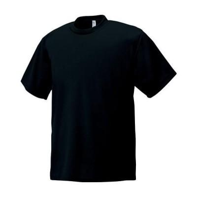ミズノ Tシャツ(マーク無) ブラック(87wt85009)  スポーツ用品 取り寄せ