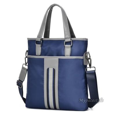 ビジネスバッグ メンズバッグ トートバッグ ブリーフケース 紳士鞄 カバン ショルダー 手提げ 斜めがけ 2WAY カジュアル 3色