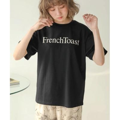 【WEB限定】French toast ロゴTシャツ