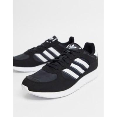 アディダス レディース スニーカー シューズ adidas Originals Special 21 sneakers in black Black