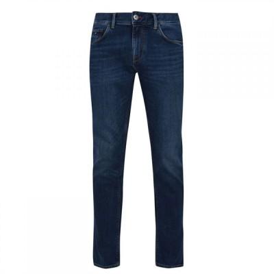トミー ヒルフィガー Tommy Hilfiger メンズ ジーンズ・デニム ボトムス・パンツ Denton Straight Jeans Denim