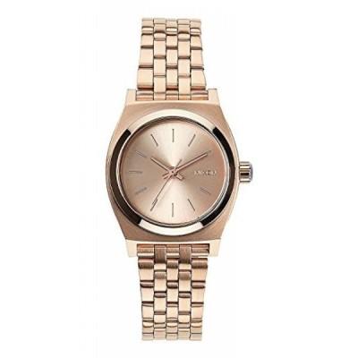 ニクソン 腕時計 レディースウォッチ Nixon A399-897 Ladies Small Time Teller All Rose Gold Watch