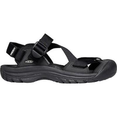 (取寄)キーン メンズ ゼラポート 2 サンダル KEEN Men's Zerraport II Sandal Black / Black