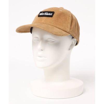 BAG IN THE DAY / 《WILD THINGS》CORDUROY BASE BALL CAP WOMEN 帽子 > キャップ
