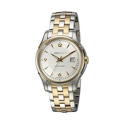 Hamilton Men's H32525155 Jazzmaster Silver Dial Watch 並行輸入品
