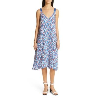ラグアンドボーン レディース ワンピース トップス Estell Printed Dress BLUMLTI