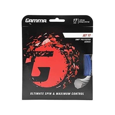 Gamma Sports AMP JET 17g String - Blue