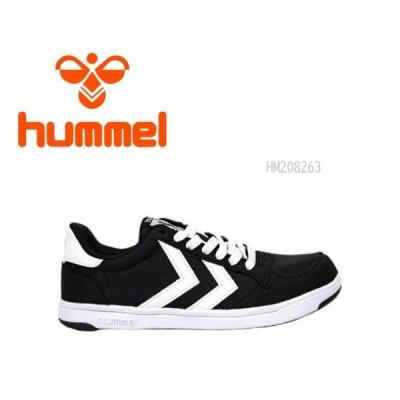 ヒュンメル hummel STADIL LIGHT CANVAS hm208263-2001 BLACK