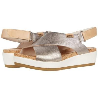 ピコリノス Pikolinos レディース サンダル・ミュール シューズ・靴 Mykonos W1G-0757CLC1 Stone