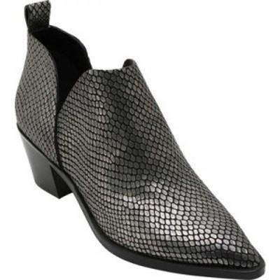 ドルチェヴィータ Dolce Vita レディース ブーツ シューズ・靴 Sonni Bootie Gunmetal Snake Print Leather