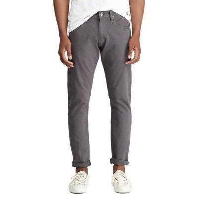 ラルフローレン メンズ デニムパンツ ボトムス Big & Tall Prospect Straight-Fit Stretch Jeans Hudson Grey