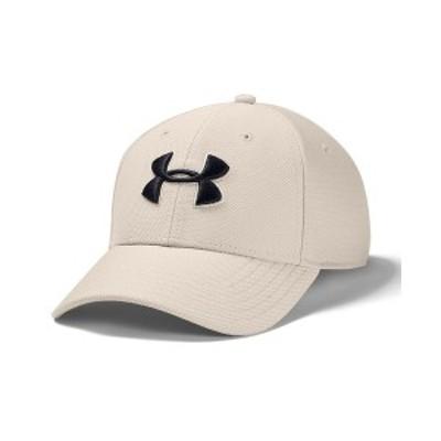 アンダーアーマー メンズ 帽子 アクセサリー Men's Blitzing 3.0 Cap Highland Tan
