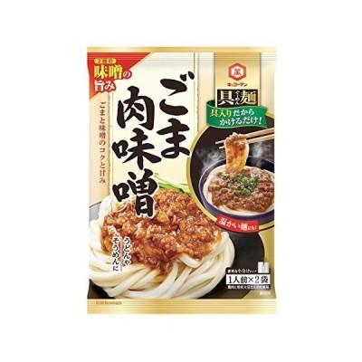 キッコーマン 具麺 ごま肉味噌 120g×5個