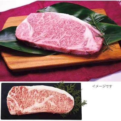 お歳暮 冬ギフト 送料無料 宮崎牛ロースワンポンドステーキ(454g)牛肉