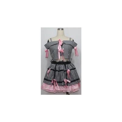アイドル AKB48 小嶋陽菜 演出服装コスチューム パーティー イベント コスプレ衣装cc1400