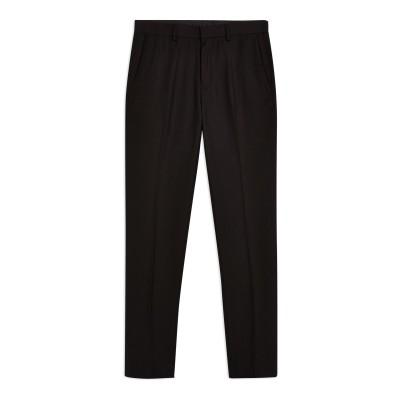 TOPMAN パンツ ブラック 32 ポリエステル 78% / レーヨン 22% パンツ