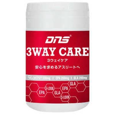 DNS スリーウェイ ケア 3WAY CARE【1400mg×60粒】 D20000370102