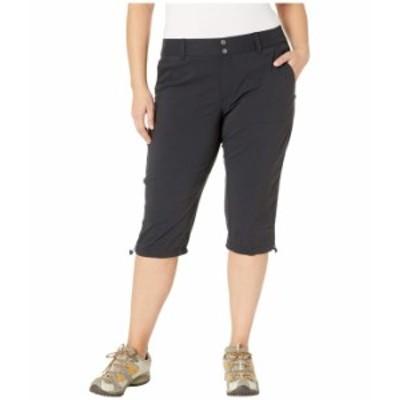 コロンビア レディース カジュアルパンツ ボトムス Plus Size Saturday Trail¢ II Knee Pant Black
