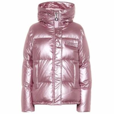 ケンゾー Kenzo レディース ダウン・中綿ジャケット アウター Quilted puffer jacket Flamingo