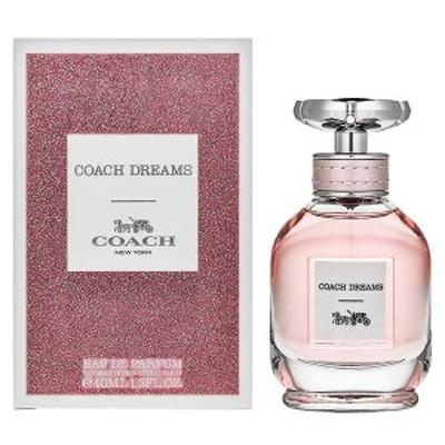 【香水 コーチ】COACH コーチ ドリームス EDP・SP 40ml 香水 フレグランス COACH DREAMS