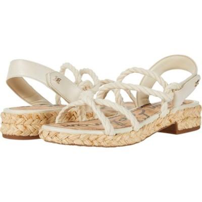 サム エデルマン Sam Edelman レディース サンダル・ミュール シューズ・靴 Cristan Modern Ivory Casual Rope/Butter Nappa Leather