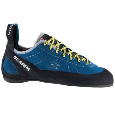 スカルパ SCARPA メンズ クライミング シューズ・靴 Helix Rock Climbing Shoes BLUE