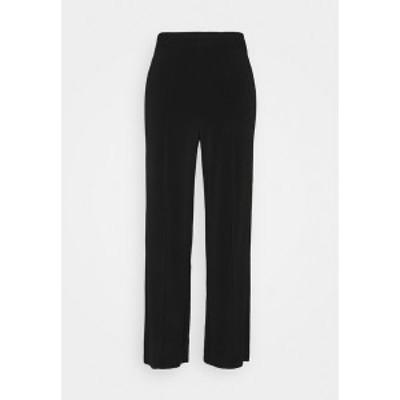 バイマレンバーガー レディース カジュアルパンツ ボトムス MIELA - Trousers - black black